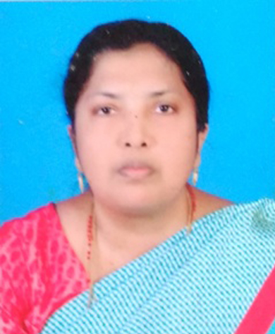 SUNITHA K THOMAS, HSST ENGLISH